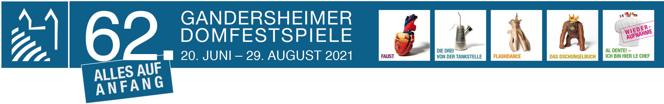 Domfestspiele Bad Gandersheim Programm
